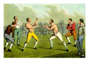 Bare knuckle boxing is actually safer than boxing with gloves on!