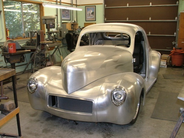 Boeing Guy-Willys Coupe #3