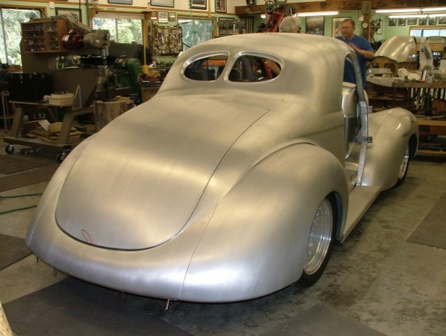 Boeing Guy-Willys Coupe #4