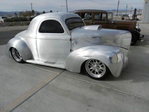 Boeing Guy-Willys Coupe #5