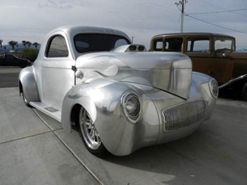 Boeing Guy-Willys Coupe #9