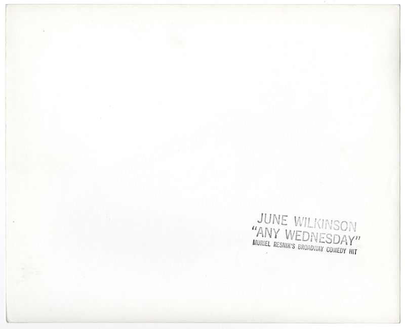 SEXY 1964 PLAYBOY BIKINI CLAD JUNE WILKINSON ORIGINAL PHOTOGRAPH BUXOM BLONDE NR #2
