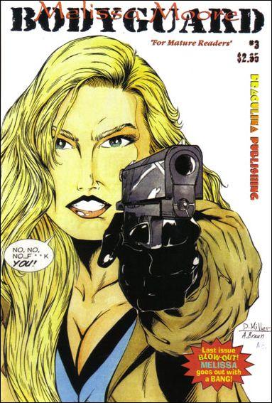 Melissa Moore Bodyguard 3-A