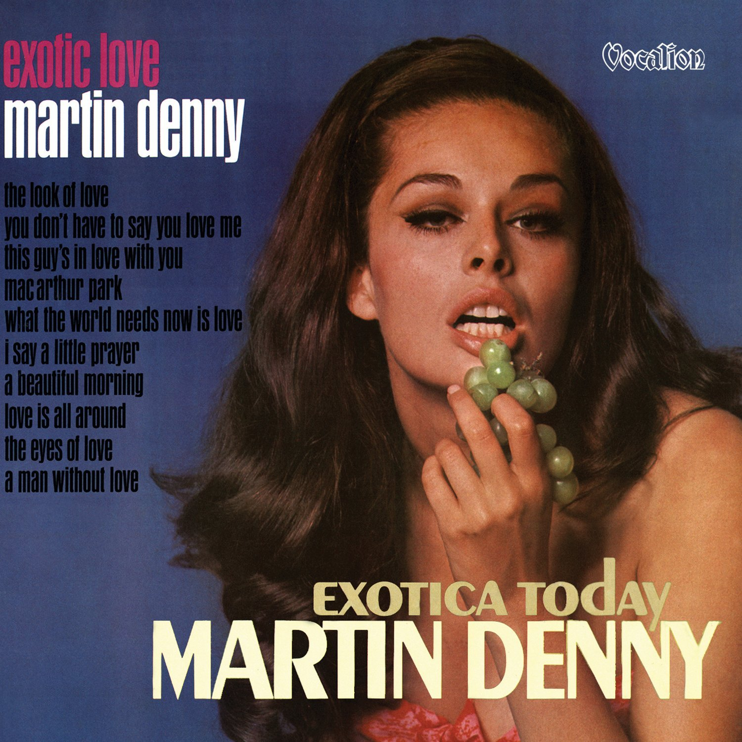 Exotic Love; Exotica Today #1