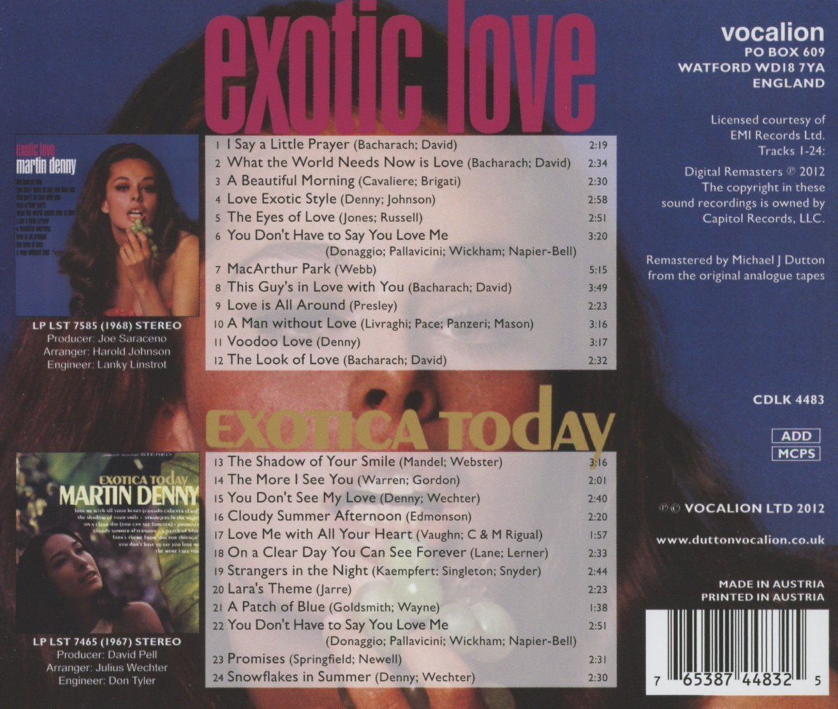Exotic Love; Exotica Today #2