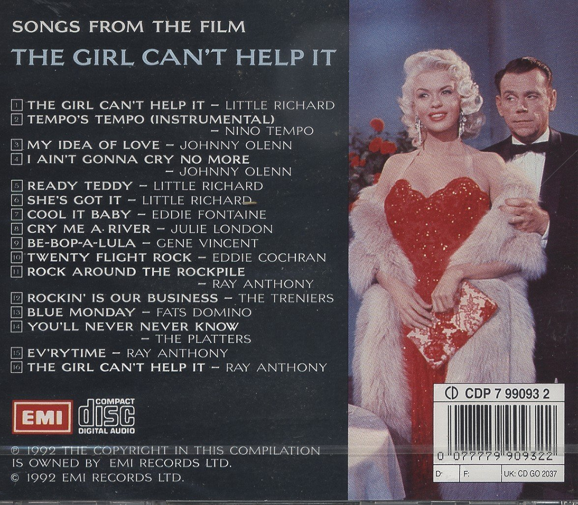 Songs From the Film the Girl Can't Help It #2