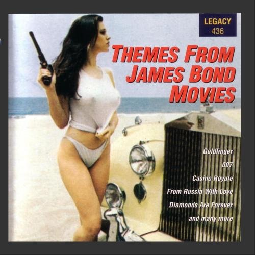 Themes From James Bond Movies Soundtrack
